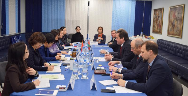 Белорусско-китайское сотрудничество в сфере метрологии