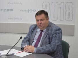 Начальник управления метрологии Госстандарта Юрий Задрейко