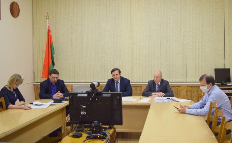 Актуальные вопросы развития метрологии обсудили в БелГИМ